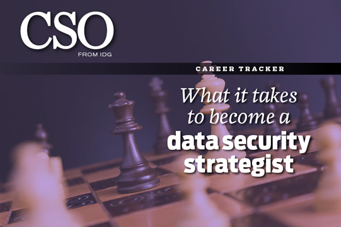 What it takes to become a data security strategist