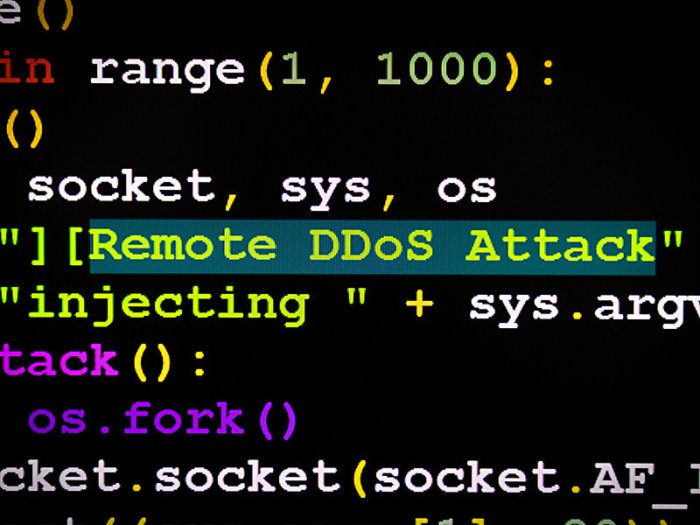 Cybercrooks fight over DDoS attack resources