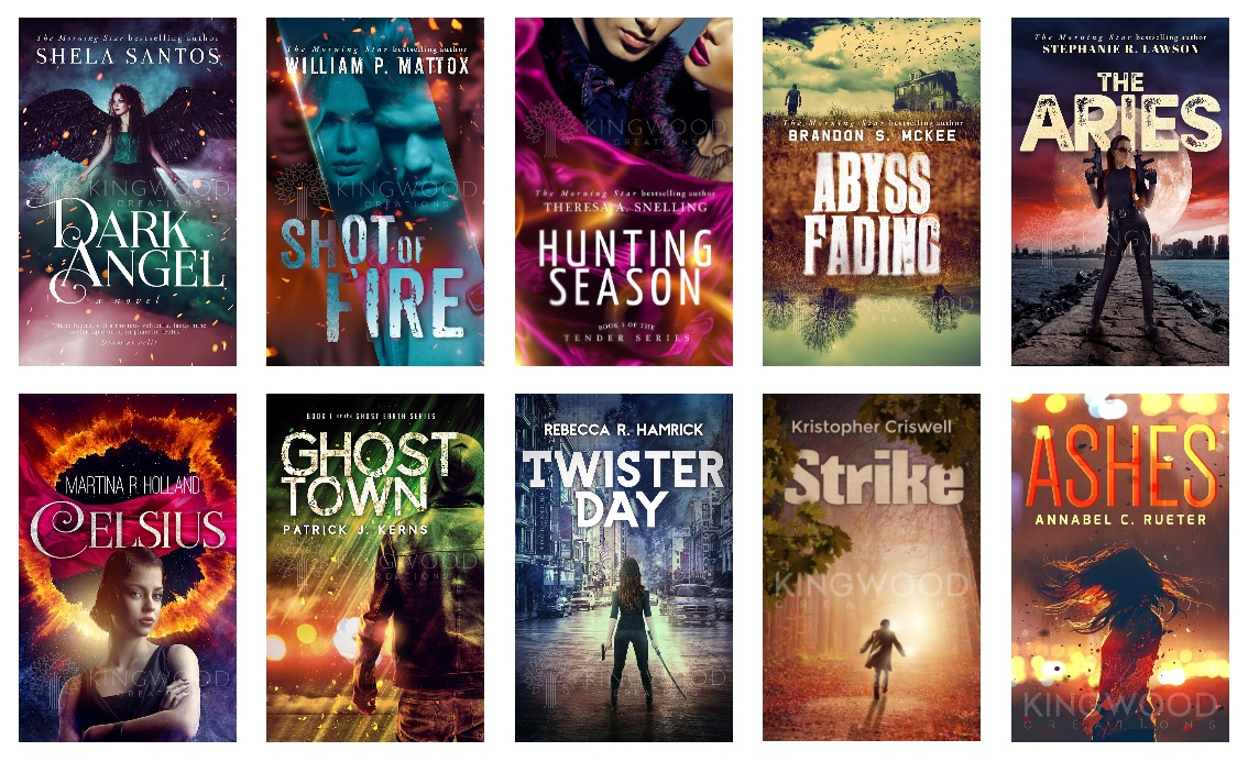Where to find low-cost, pre-made covers for spec fic books
